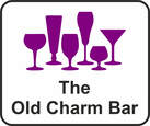 The Old Charm Bar at Wodson Park